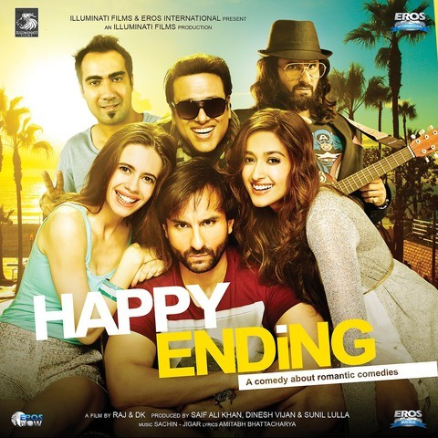 Paaji Tussi Such A Pussy Cat - Happy Ending (2014) MP3 Song